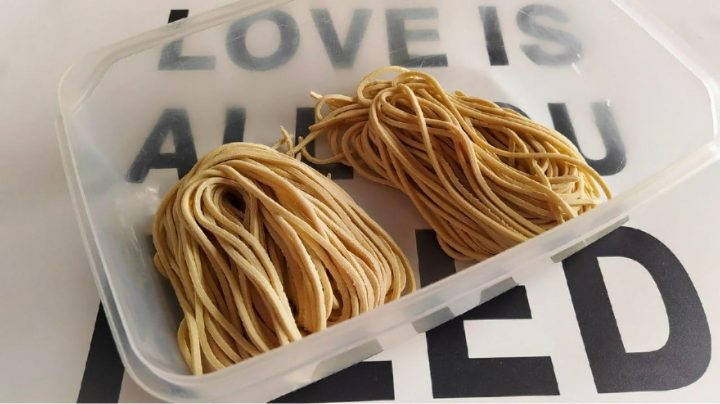 I noodles da ramen, tecnica e segreti
